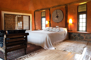Room at Borana Lodge