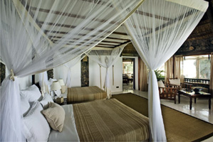 Bedroom, Rusinga Island Lodge