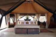 the Selous Safari Camp, Tanzania